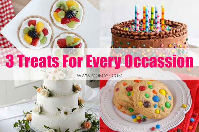 3 Treats For Every Occasion