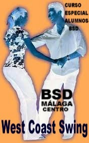 WEST COAST SWING EN BSD MÁLAGA CENTRO.