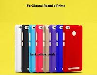 redmi 3S prime back cover