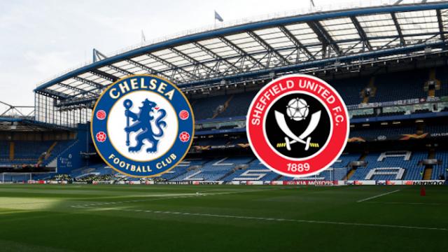 بث مباشر مباراة تشيلسي وشيفيلد يونايتد اليوم 11-7-2020 الدوري الإنجليزي