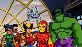 Esquadrao de Heróis