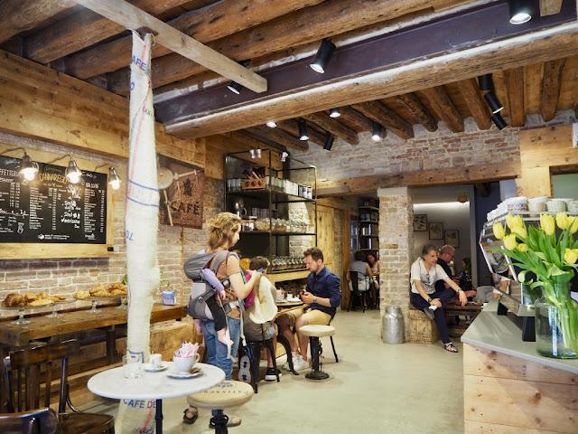 Torrefazione Cannaregio - skryté klenoty Benátelk - kavárna a pražírna kávy