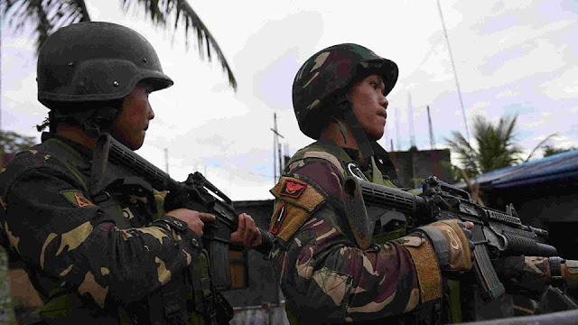 10 Philippine soldiers killed, 8 wounded in 'friendly fire' air strike