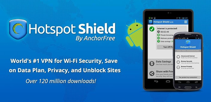 Hotspot shield vpn apk download for android.