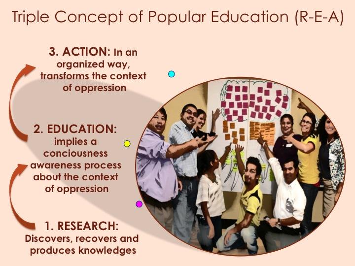 Popular Education Consultants