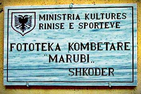 Fototeka Marubi, Shkodër