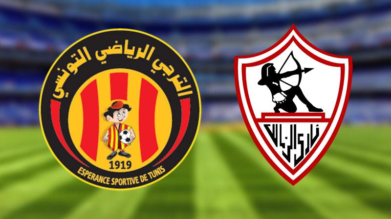 مشاهدة مباراة الزمالك والترجي بث مباشر اليوم 28-02-2020 في دوري أبطال أفريقيا