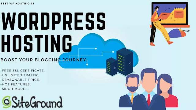 Best Hosting for WordPress | Siteground Review.