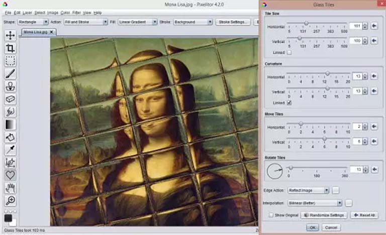 Aplikasi Editor Grafik Pixelitor Untuk Windows 10