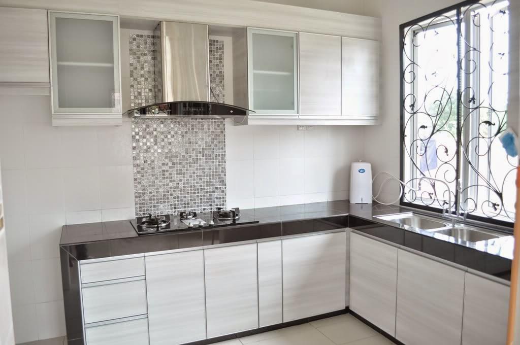 3 Tips Desain cantik interior dapur sehat dan nyaman ...