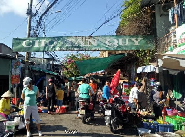 Đánh giá Chợ Tân Quy Quận 7, TpHCM