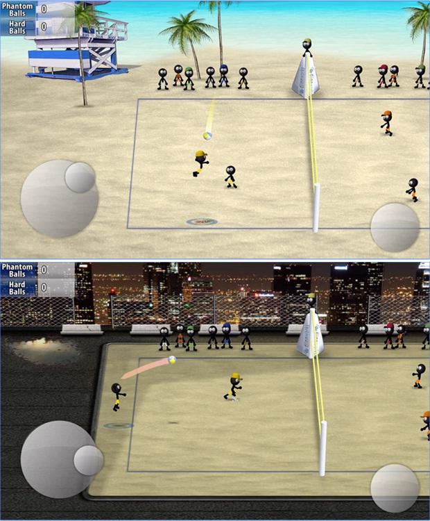 Stickman Volleyball Mod Apk
