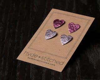 third anniversary leather jewelry gift