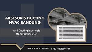 Jual Aksesoris Ducting Diffuser Supply Air Grille AC di Bandung