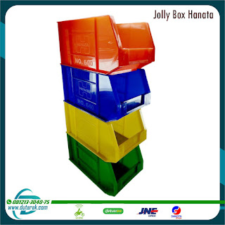 JOLLY BOX Hanata - Laci Perkakas Sparepart