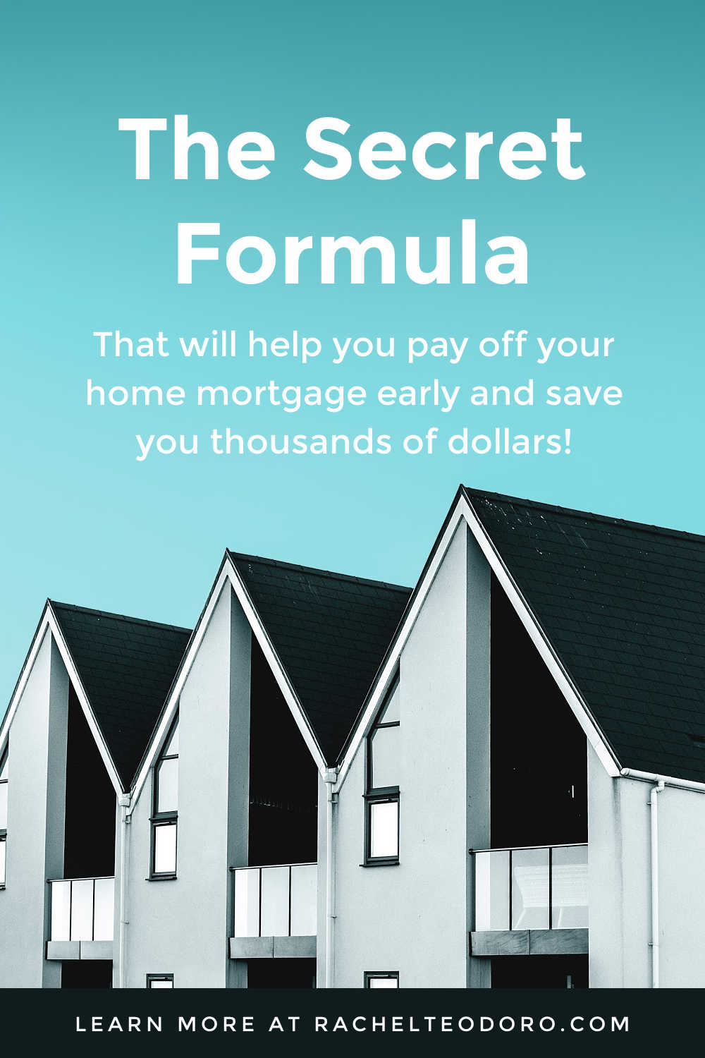 money saving formula to help pay off your home fast