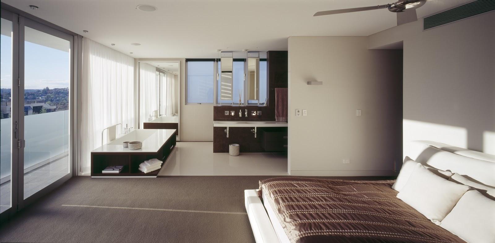 Freestanding Bath Shower Minosa The Open Plan Ensuite Or Parents Retreat A Few Tips