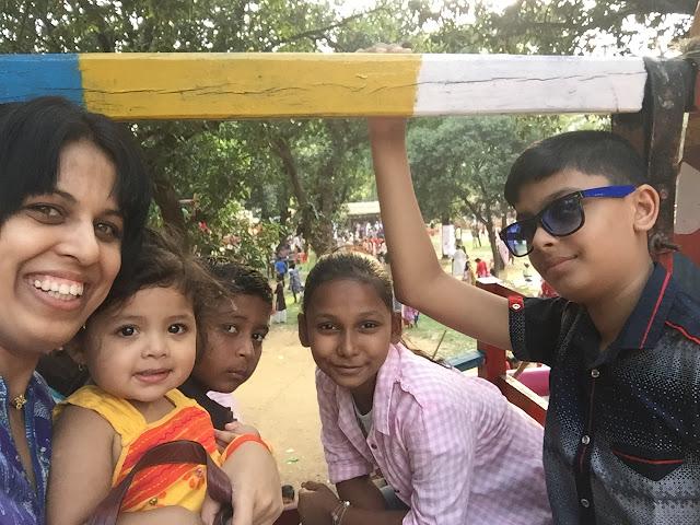 Boishakh Mela Fun