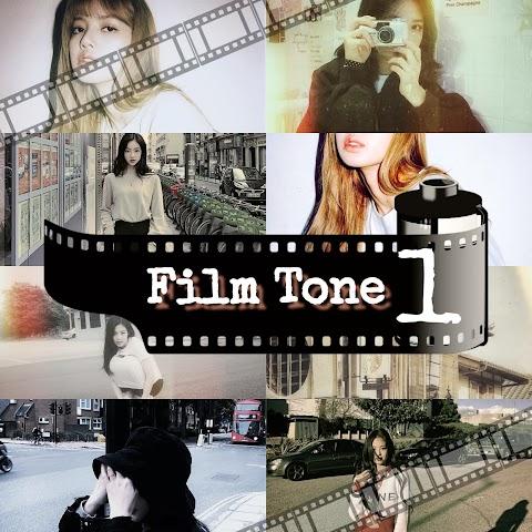 Snapseed film แจกโทนแต่งรูปฟิล์ม part 1
