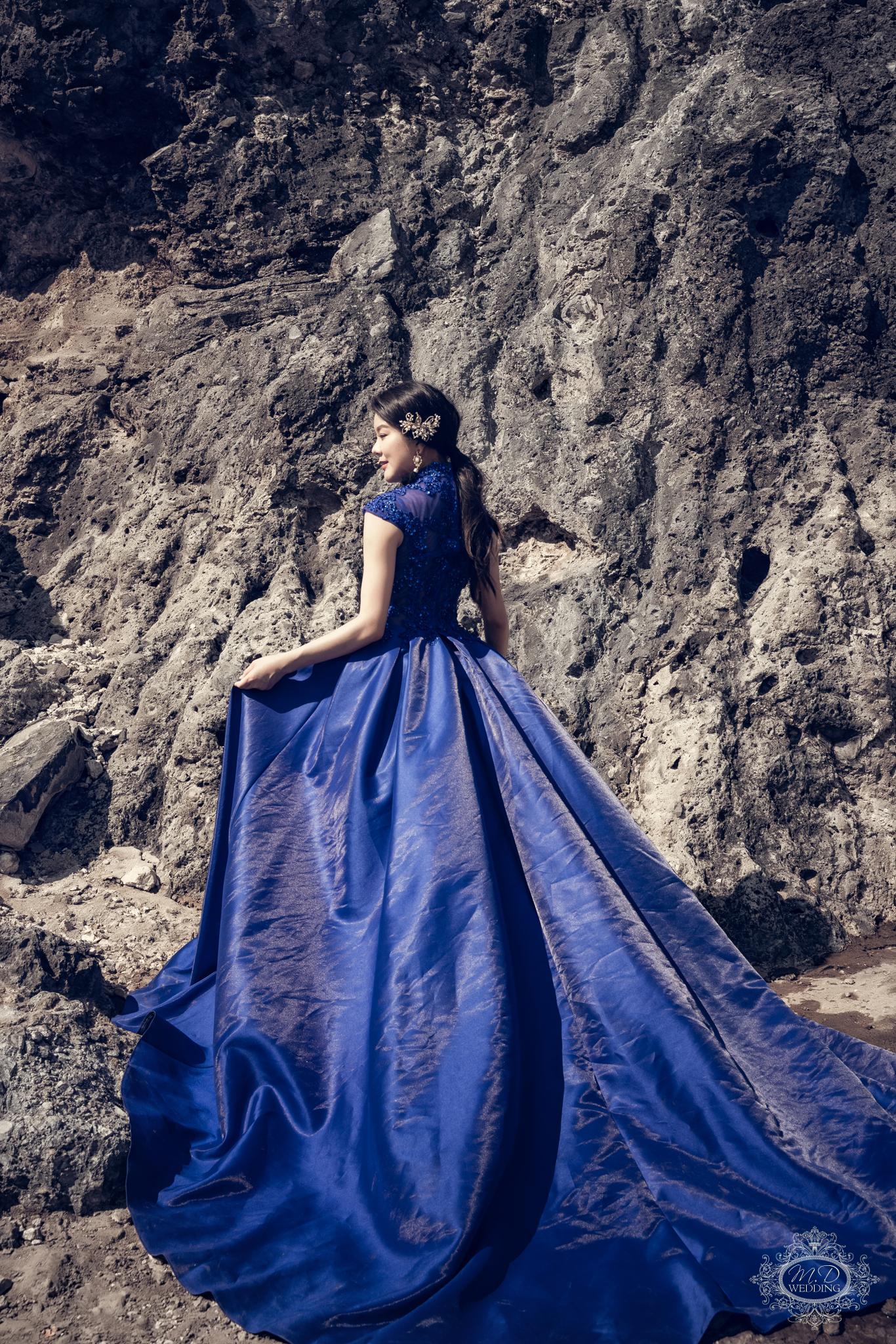 龍鳳谷 風格婚紗 雜誌婚紗
