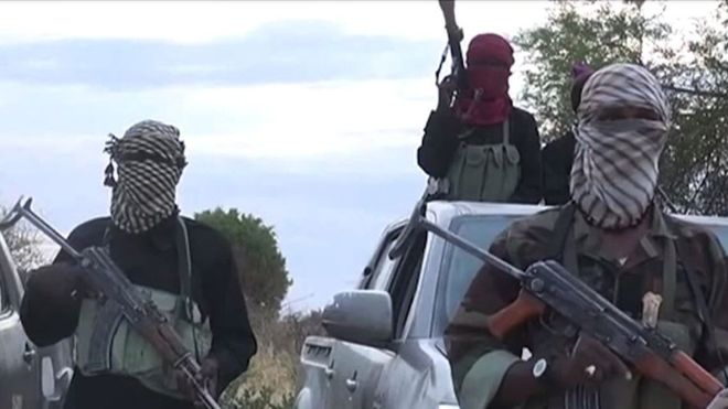 Islamic State in Nigeria 'beheads Christian hostages'