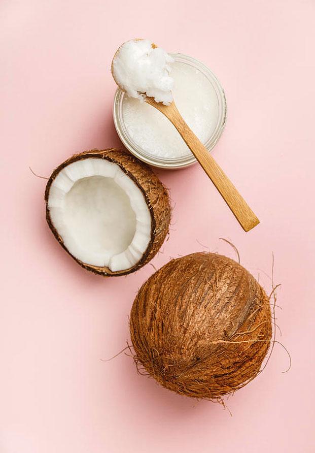 El coco, uno de los activos estrella para hidratar