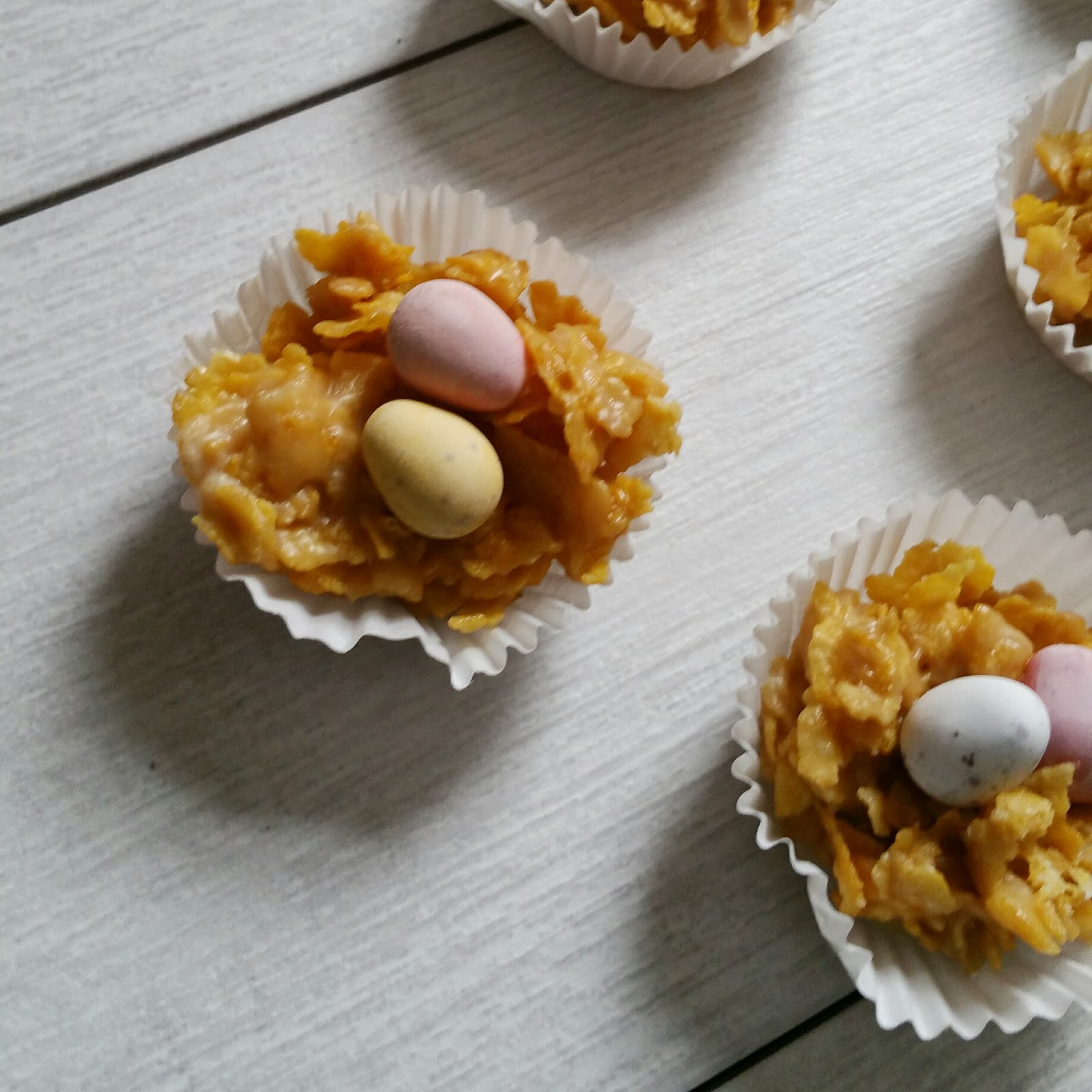 White Chocolate Cornflakes Recipe