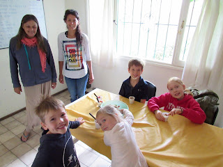 Spanish courses for kids in Bariloche