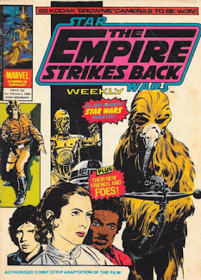 The Empire Strikes Back Weekly #119