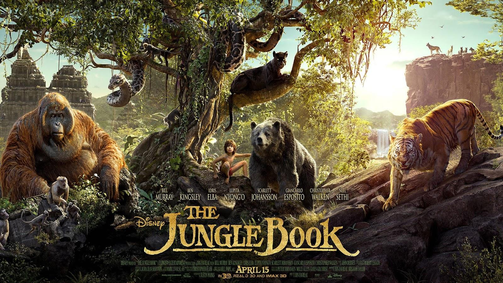 jungle book must watch - day 944 - bhawana somaaya