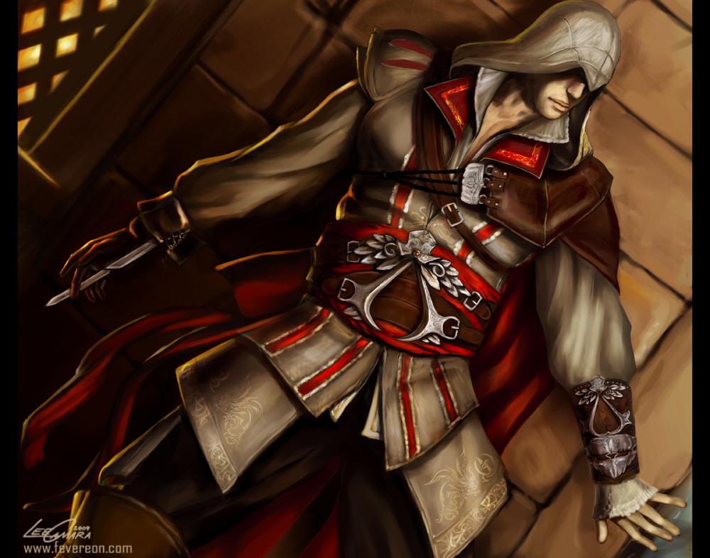 Assassin's Creed 2 Wallpaper Ezio