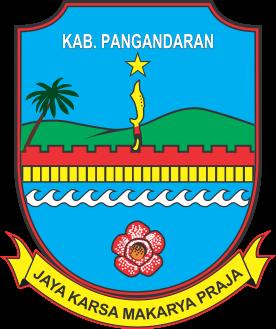 logo kabupaten pangandaran