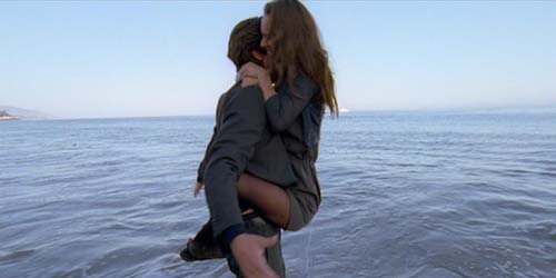 Christian Bale, Natalie Portman in Knight of Cups