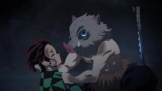 鬼滅の刃アニメ 劇場版 無限列車編 | 嘴平伊之助 かわいい Hashibira Inosuke | Demon Slayer Mugen Train