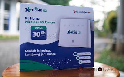 Review Xl Home Izi Koneksi Internet Lancar Mudah Tambah Kuota