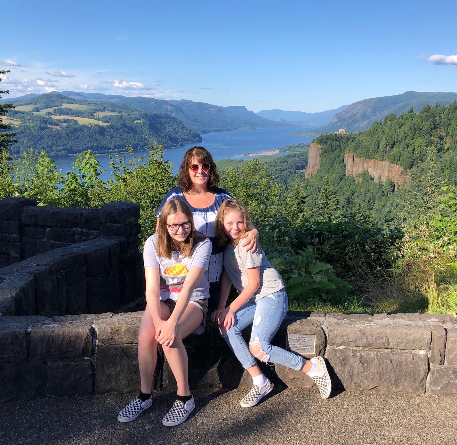 Teresa Kasner Gorge Tour And Family Bbq