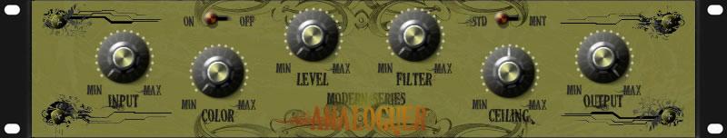 Modern Analoguer by Antress VST Plugin Download
