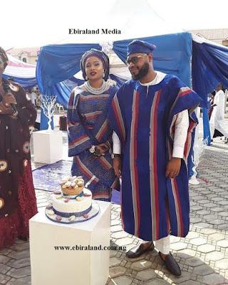 Ebira Traditional Wedding Ceremony
