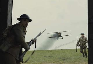 suasana perang dunia pertama film 1917