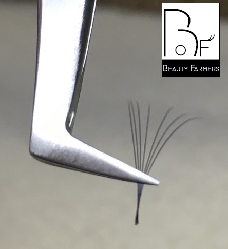 Beauty Farmers Volume tweezers for eyelash extensions! For volume