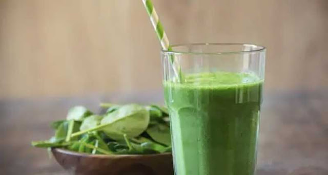 5 Reasons Spinach Juice Is Great For Our Health