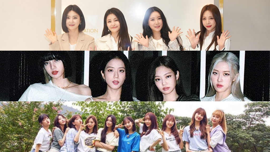 This is The Ranking of The Most Popular K-Pop Girl Groups for April 2021