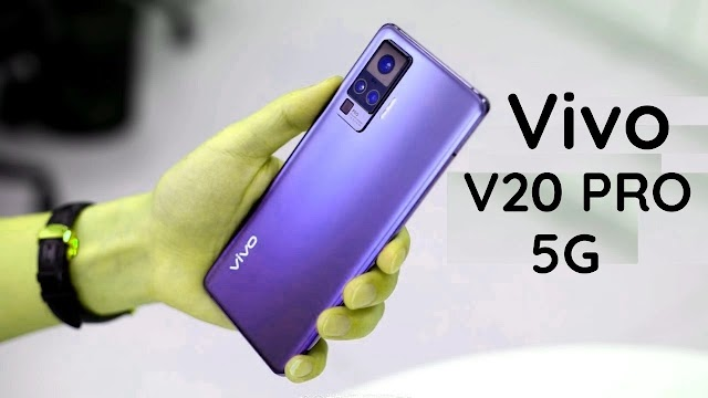 Vivo V20 Pro 5G Launches With a Price Tag of Rs. 29,990