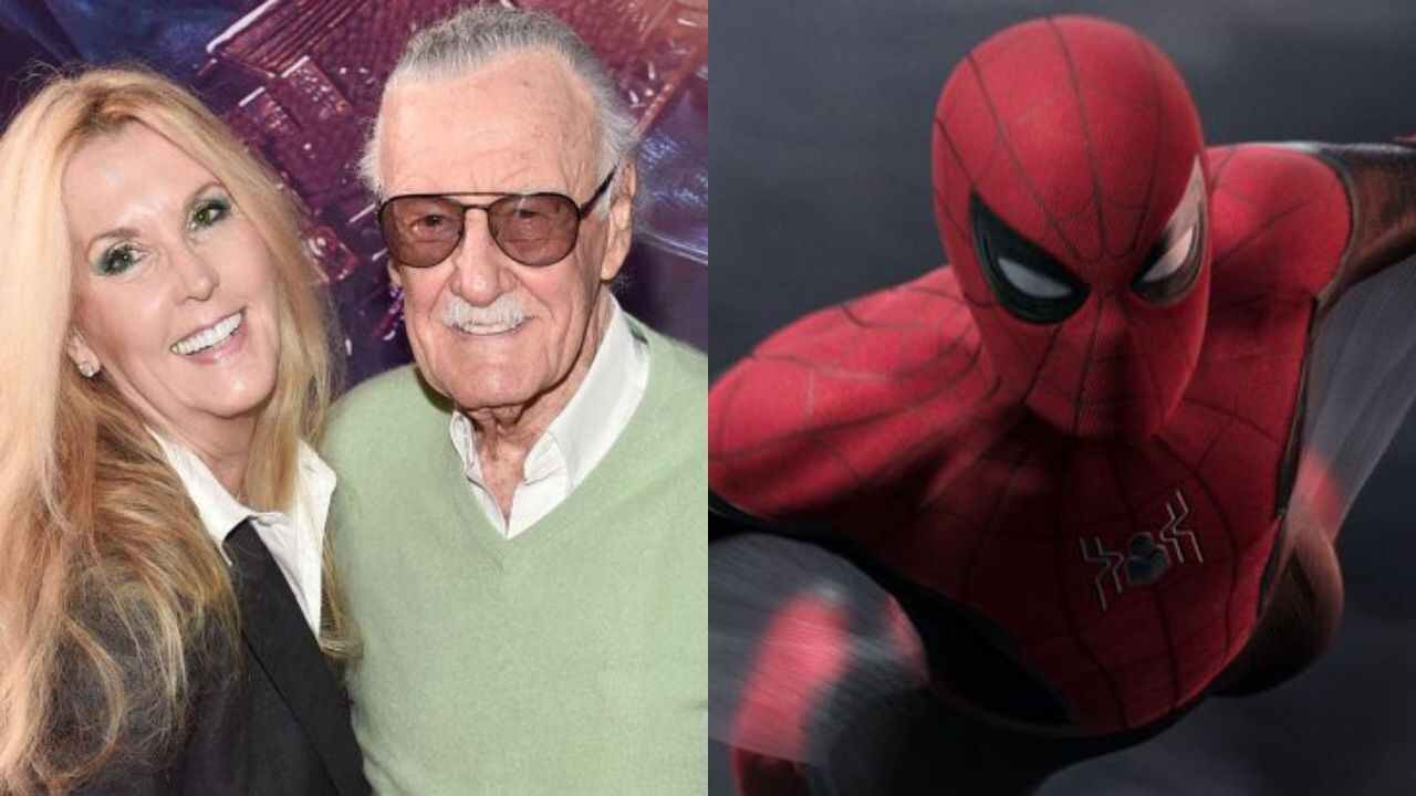 Stan Lee daughter about the breakup of Sony and Marvel