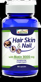 Hair, Skin & Nail