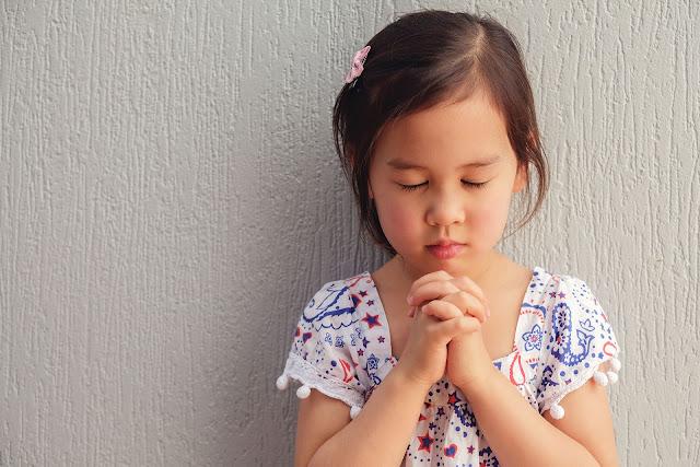 Renungan Harian: Sabtu, 24 April 2021 - Tuhan Cinta Semua Anak