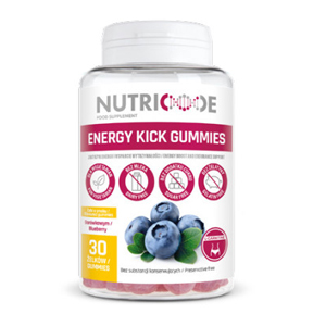 Integratore Alimentare Energy Kick Gummies