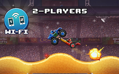 Drive Ahead Mod Apk Unlimited Money