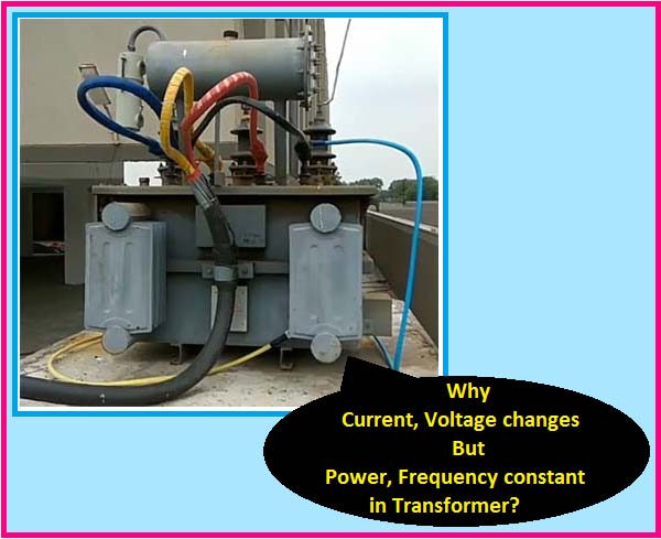 voltage current frequency transformer