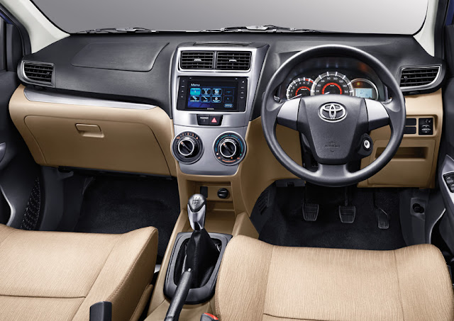 Grand New Toyota Avanza 2016